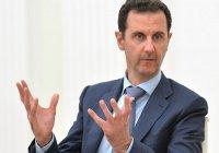 Асад: Если меня выберут президентом, то будет хорошее будущее