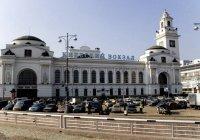 С Киевского вокзала в Москве эвакуированы люди