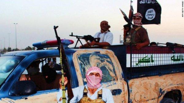 """100 000 мусульман в Ираке и Сирии стали жертвами боевиков террористической группировки """"Исламское государство"""""""