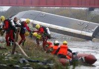 Стали известны причины схода с рельс поезда во Франции