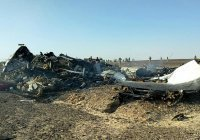 Теракт на борту A321 назвали местью за операцию в Сирии