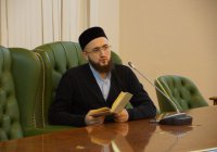 Муфтий Татарстана встретился с участниками школы «Махалля 2.1»
