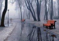 В Казани завтра будет мокрый снег с дождем