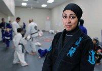 Бразильское джиу-джитсу защитит мусульманок Канады от исламофобии