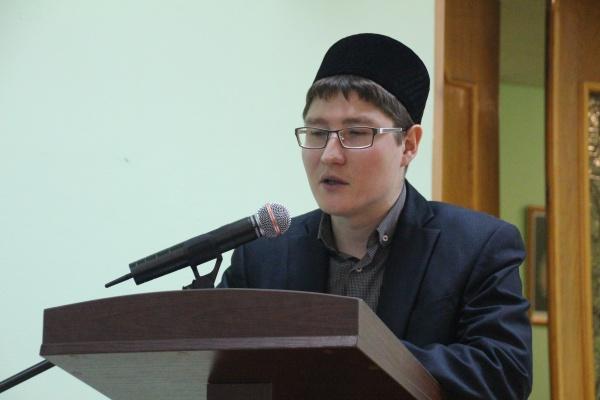 Рафик Мухаметшин: