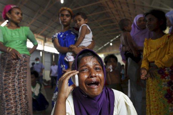 Генсек Мадани подчеркнул, что народность рохинья была лишена своих прав во имя определенных произвольных законов Мьянмы