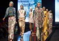 Индонезия хочет стать мировой столицей исламской моды