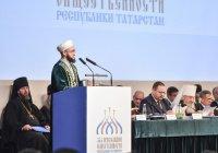 Муфтий Татарстана принял участие в Форуме православной общественности РТ
