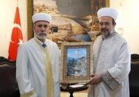 Крым отказался от услуг турок в строительстве главной мечети