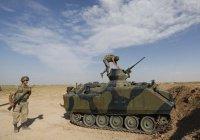 Войска Турции приведены в полную боевую готовность