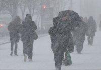 В Казани ожидается ухудшение погоды и метели