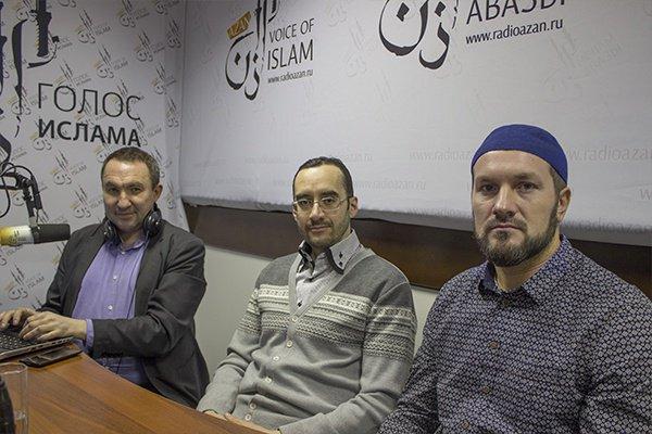 На эфире Радио Азан