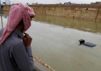 Сильный ливень парализовал движение в Катаре
