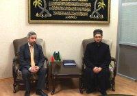 Муфтият РТ посетил помощник руководителя Федерального агентства по делам национальностей