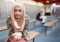 В Эстонии хотят запретить ношение платка