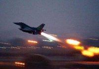 Турецкая авиация приостановила полеты над Сирией