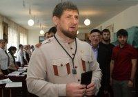 Кадыров назвал Турцию позорным спонсором терроризма