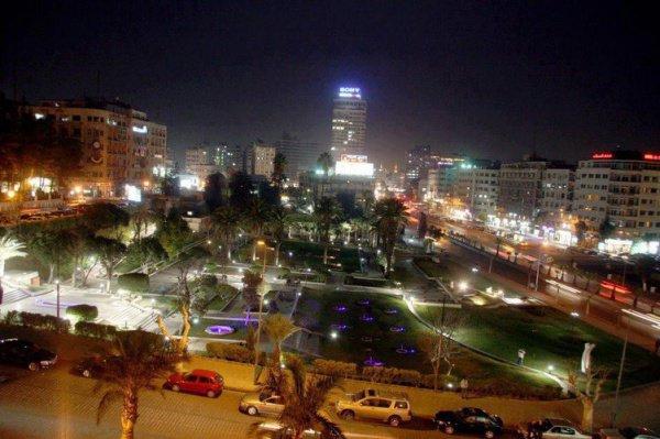 Дамаск до войны