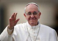 Папа Римский посетил мечеть в Африке