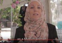 """""""Теперь я понимаю, почему мусульманки носят платок"""" (Субтитры)"""