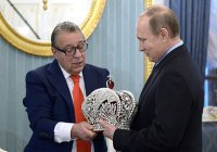 Геннадий Хазанов «короновал» Путина