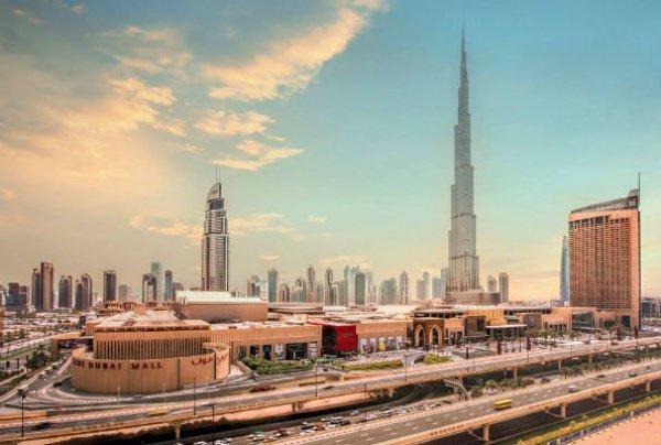 ОАЭ были признаны одним из самых счастливых мест для жизни