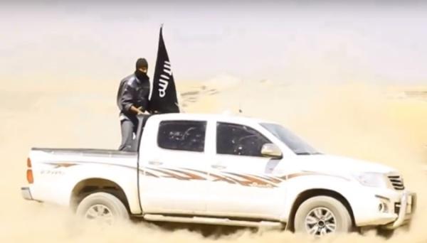 Однако в Интернете появилась информация, что и в рядах ИГ террористы умудряются совершать различные преступления в отношении самой группировки