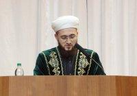 Муфтий РТ: «Доносите до своих воспитанников истинные ценности ислама»