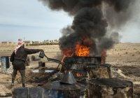 Рискованные маршруты и опасные машины: как джихадисты перевозят нефть