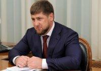 Мусульмане должны объединиться против терроризма и США, – заявил президент Чечни
