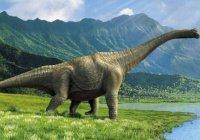Ученые уточнили время появления динозавров