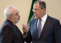 Министры иностранных дел России и Ирана обсудили ситуацию на Ближнем Востоке