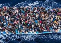 У турецкого берега затонула лодка с беженцами