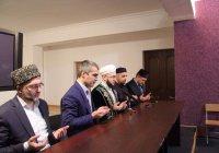 Муфтий РТ Камиль хазрат Самигуллин встретился со студентами ДГИ