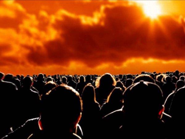 Воскрешенные люди, жившие на этом свете в разные времена и эпохи будут воскрешены и собраны в одном месте - махшар