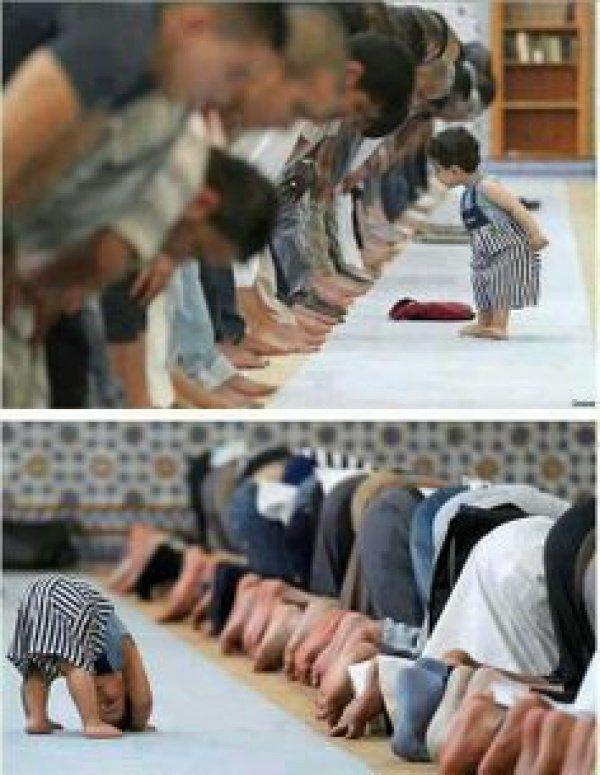Трогательные мусульманские дети не оставят вас равнодушными