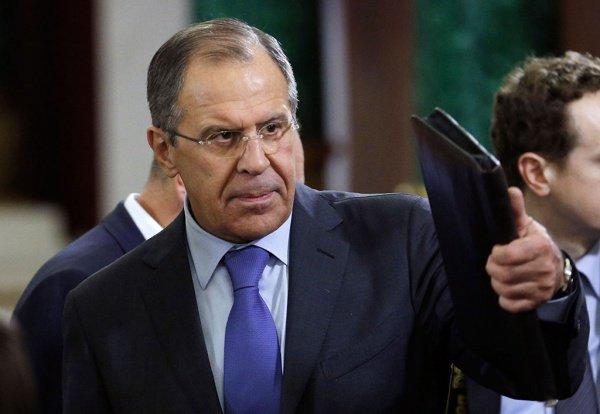 Глава российского МИДа уверен в том, что эффективно бороться с терроризмом возможно только на основе международного права.
