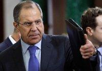 Лавров: в небе над Сирией законно действует только  авиация РФ