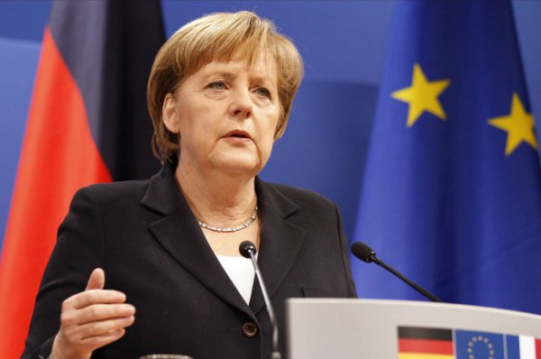 Ангела Меркель: Германия не будет расширять свое военное присутствие в Сирии.