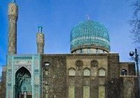 В Петербурге после реставрации открывается Соборная мечеть