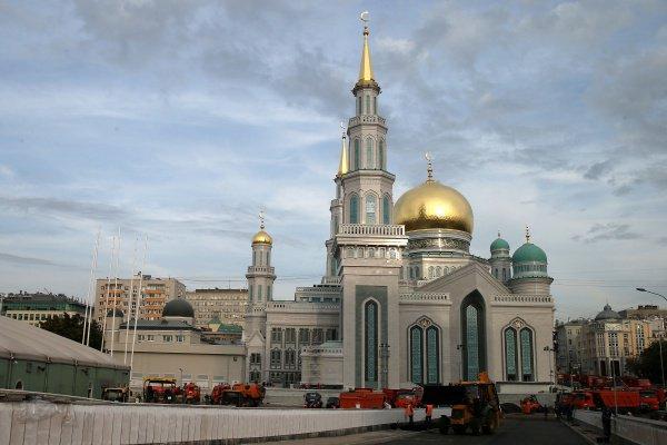 г. Москва. Соборная мечеть