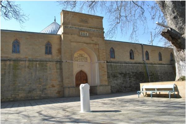 Дагестан, г. Дербент. Джума мечеть