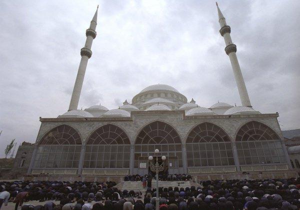 Дагестан, г. Махачкала. Центральная Джума-мечеть