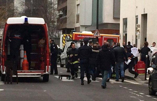 Два подозреваемых в терактах задержаны в Австрии.