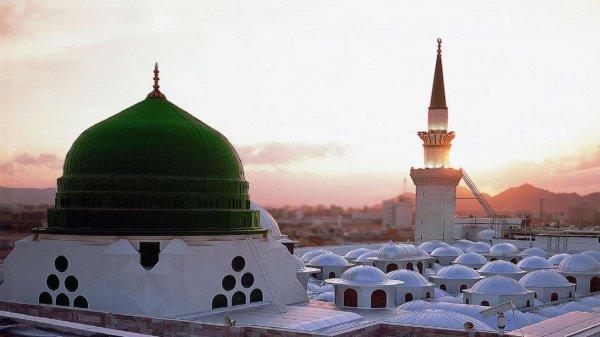 6 благословенных колодцев Медины