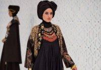 300 исламских дизайнеров представили наряды поразительной красоты (ФОТО)