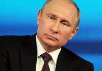 Путин: Татарстан сам должен решать, как называть своего руководителя