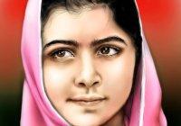 Малала: «Чем больше негатива вы выливаете на Ислам, тем больше террористов вы плодите»