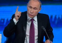 Путин не видит смысла в создании новых антитеррористических коалиций