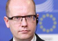 Чехия выступила за усиление охраны границ европейских стран